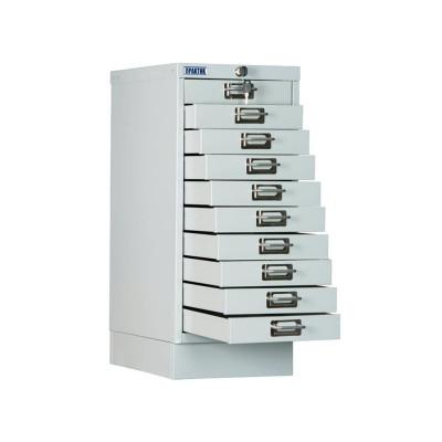 Многоящичный шкаф ПРАКТИК MDC-A4/650/10