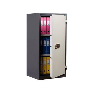 Огнестойкий шкаф для офиса VALBERG BM-1260EL