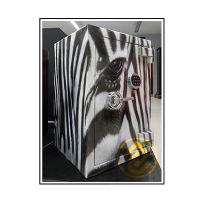 Огневзломостойкий сейф 1 класса CFR-3E zebra